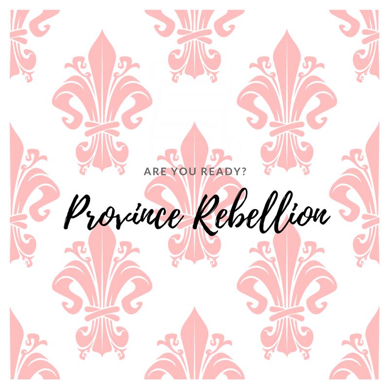 Province Rebellion